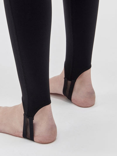 stirrup athletic tights