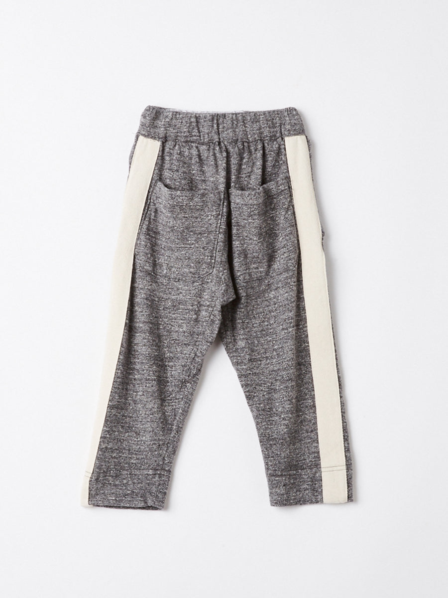 mini slub side detail trackpant