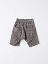 mini slub jersey short