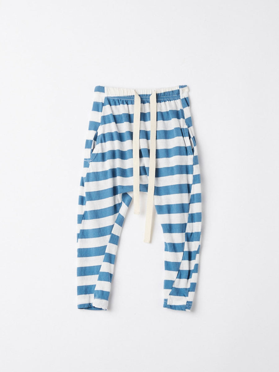 mini stripe jersey pant LL