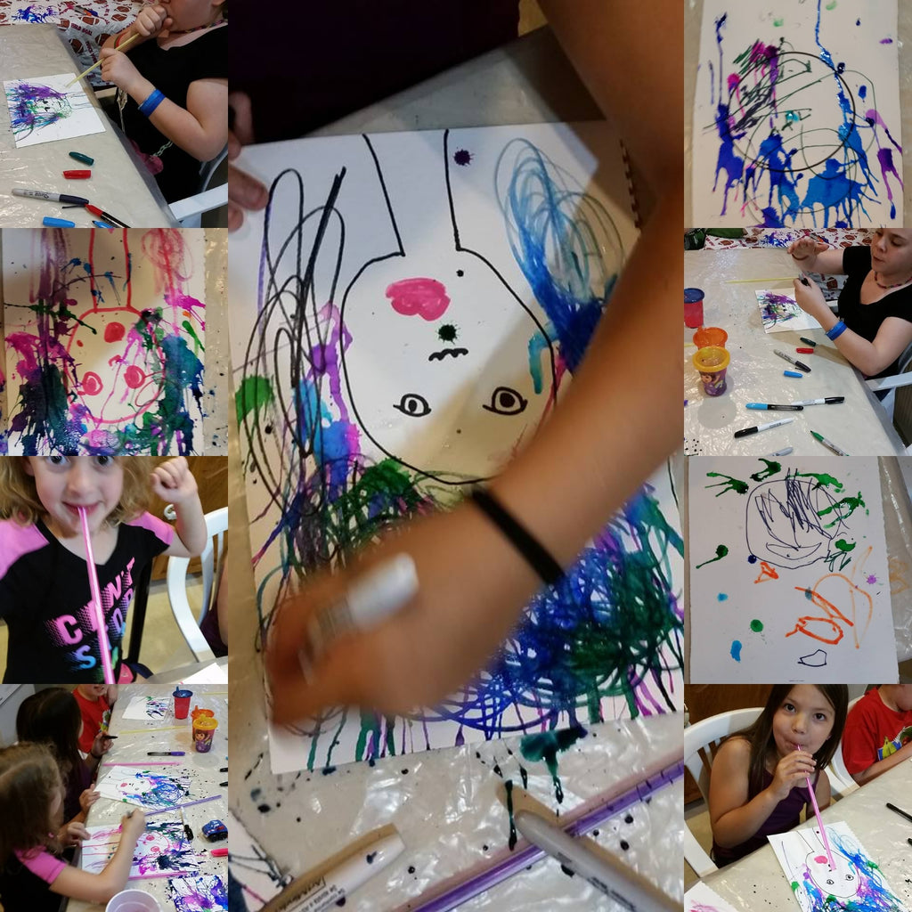 Painting Self Portraits