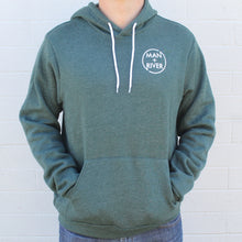 Load image into Gallery viewer, NEW M+R Hoodie (Forrest Green)