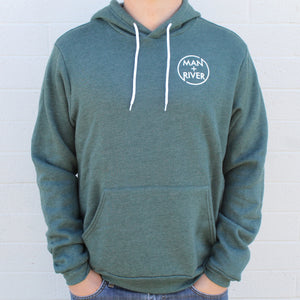 NEW M+R Hoodie (Forrest Green)