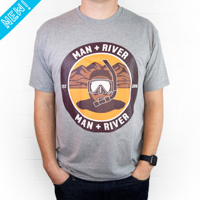 *NEW* River Badge Shirt
