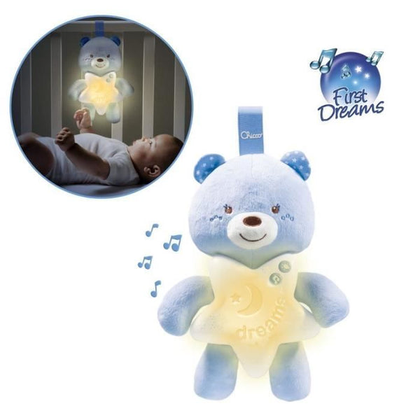 Chicco First Dreams Goodnight Bear
