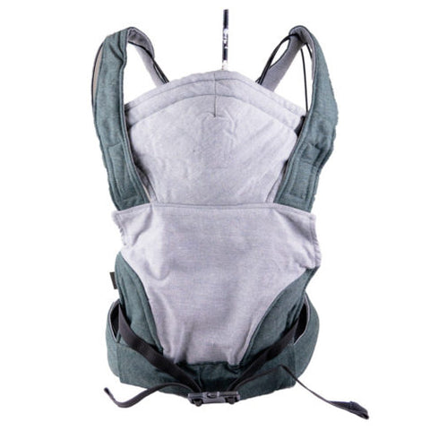 African Baby Carrier Newborn Hemp-Baby Carriers-African Baby Carrier-Grey-www.hellomom.co.za