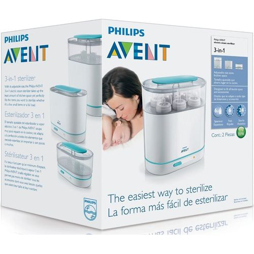 Avent Digital Sterliser 3 in 1 SCF284/03