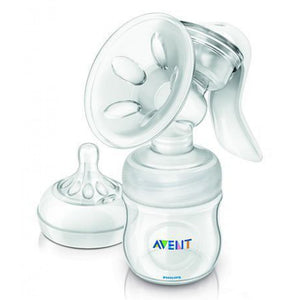 Avent Natural Manual Breast Pump SCF330/60