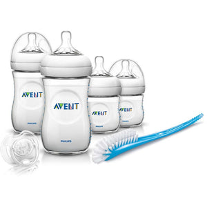 Avent Natural Newborn Starter Kit-Bottles-Avent-www.hellomom.co.za