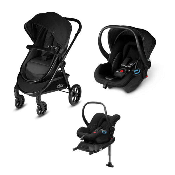 CBX Onida Flex Travel System with Isofix Base in Anthracite