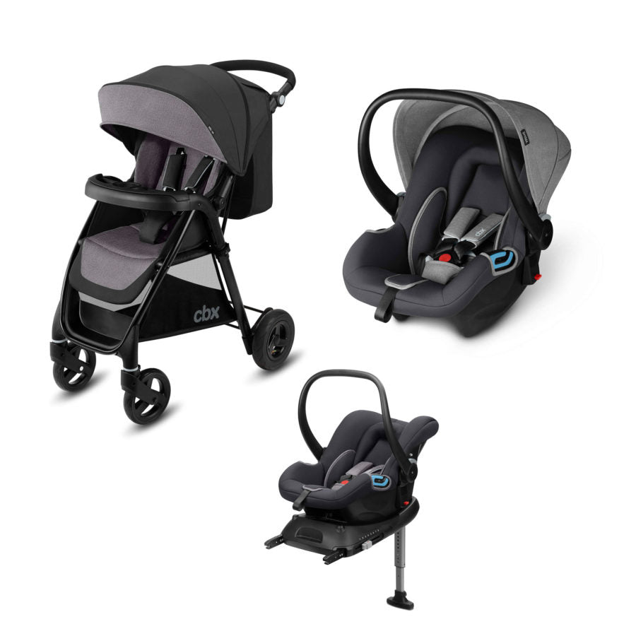 CBX Misu Air 2 in 1 Travel System with Isofix Base