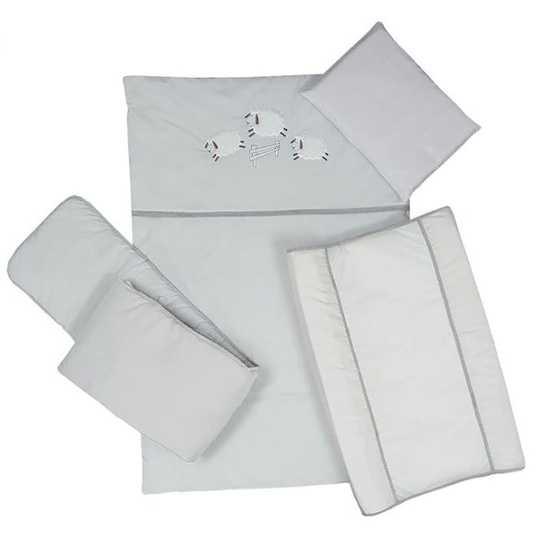 Cabbage Creek 5 Piece Linen Set