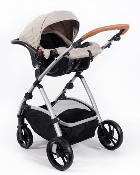 Babybuggz Chariszma travel system with car seat