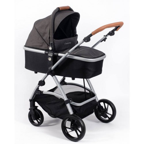 Babybuggz Chariszma travel system in carrycot mode