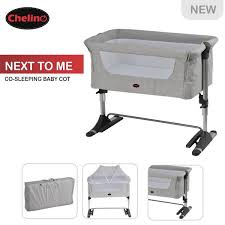 Chelino Next To Me Rocker-Cots-Chelino-www.hellomom.co.za