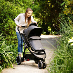 Chelino Platinum Discovery Travel System with Black Frame