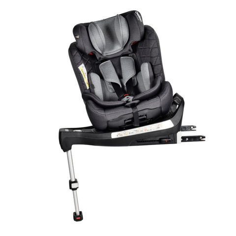 Chelino Platinum MOnza 360 Stages car Seat in Grey