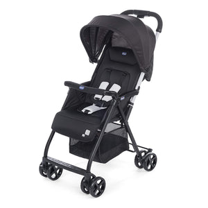 Chicco Ohala 2 Stroller-Strollers-Chicco-Black Night-www.hellomom.co.za
