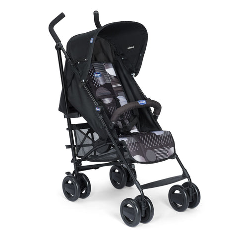 Chicco London Up Stroller with Bumper Bar in Matrix