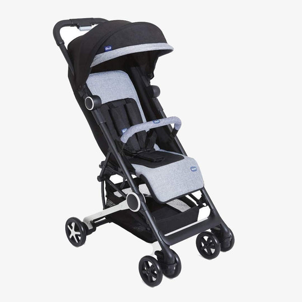 Chicco Miinimo 2 Stroller-Strollers-Chicco-Black Night-www.hellomom.co.za