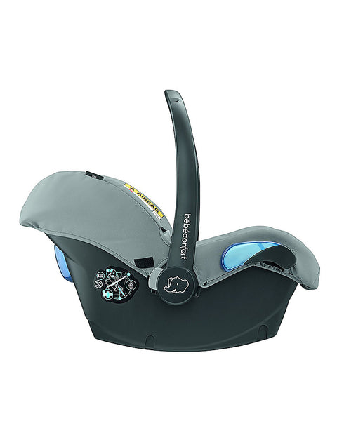 Maxi Cosi Citi Car Seat and Base-Car Seats-Maxi Cosi-Nomad Green-www.hellomom.co.za