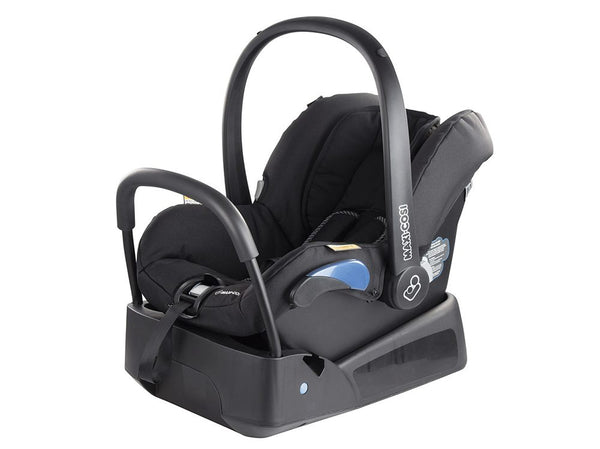 Maxi Cosi Citi Car Seat and Base-Car Seats-Maxi Cosi-Nomad Black-www.hellomom.co.za