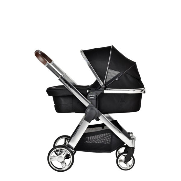 Chelino Platinum Lunar travel system in carrycot mode