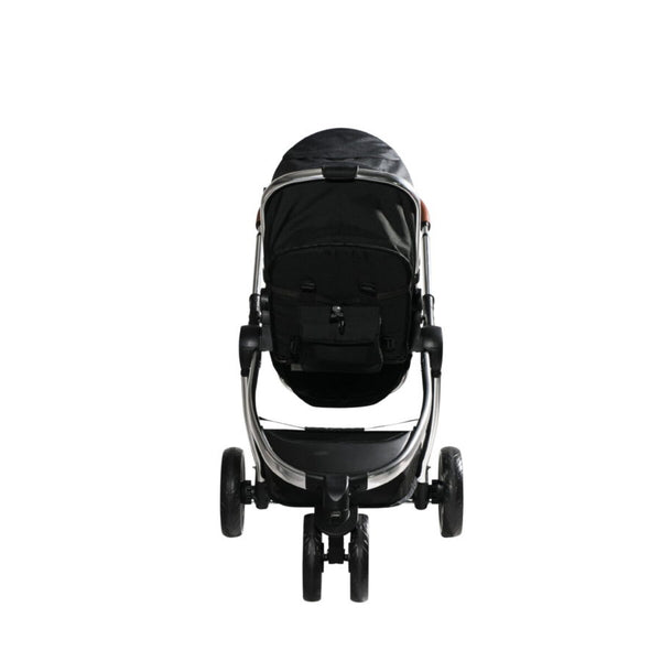 Chelino Platinum Discovery Travel System with Chrome Frame with Free Bubble Cover