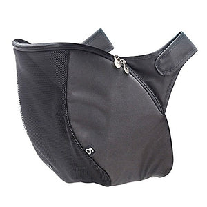 Doona Car Seat Snap on Storage in Black-Baby Bag-Doona-www.hellomom.co.za