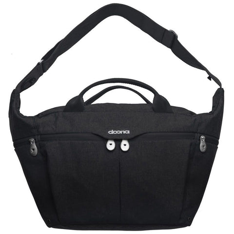 Doona Baby Car Seat All Day Bag-Baby Bag-Doona-black-www.hellomom.co.za