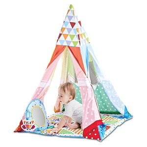 Snuggletime Grow With me Teepee-play mats-Snuggletime-www.hellomom.co.za