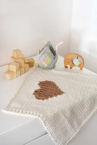 Heart Baby Blanket By Blankets From Africa