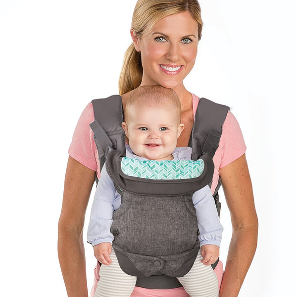Infantino Flip Advanced 4 in 1 Convertible Baby Carrier