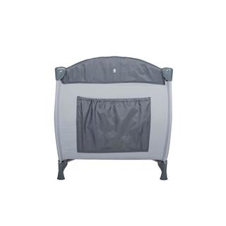 Mamakids Sleepy Camp Cot-Cots-Mamakids-Grey-www.hellomom.co.za