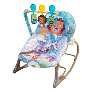 Mamakids Infant to Toddler Rocker and Bouncer-Bouncer-Mamakids-Little Lion-www.hellomom.co.za