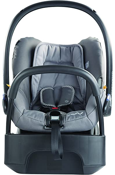 Maxi Cosi Citi Car Seat and Base-Car Seats-Maxi Cosi-Concrete Grey-www.hellomom.co.za