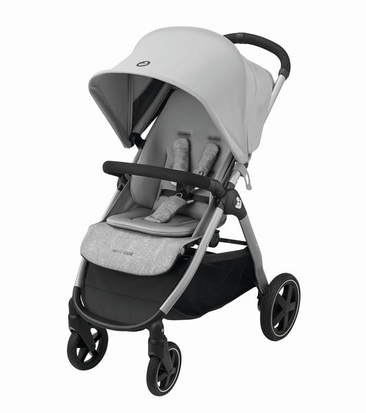Maxi Cosi Gia Stroller with Citi Car Seat and Base-Travel Systems-Maxi Cosi-Nomad Grey-www.hellomom.co.za