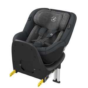 Maxi Cosi Mica Car Seat-Car Seats-Maxi Cosi-Authentic Graphite-www.hellomom.co.za