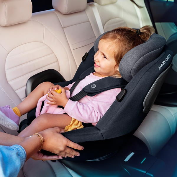 Maxi Cosi Mica Car Seat-Car Seats-Maxi Cosi-Authentic Black-www.hellomom.co.za