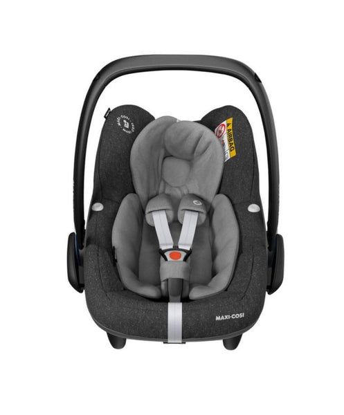Maxi Cosi Pebble Pro Baby Car Seat in Sparkling Grey