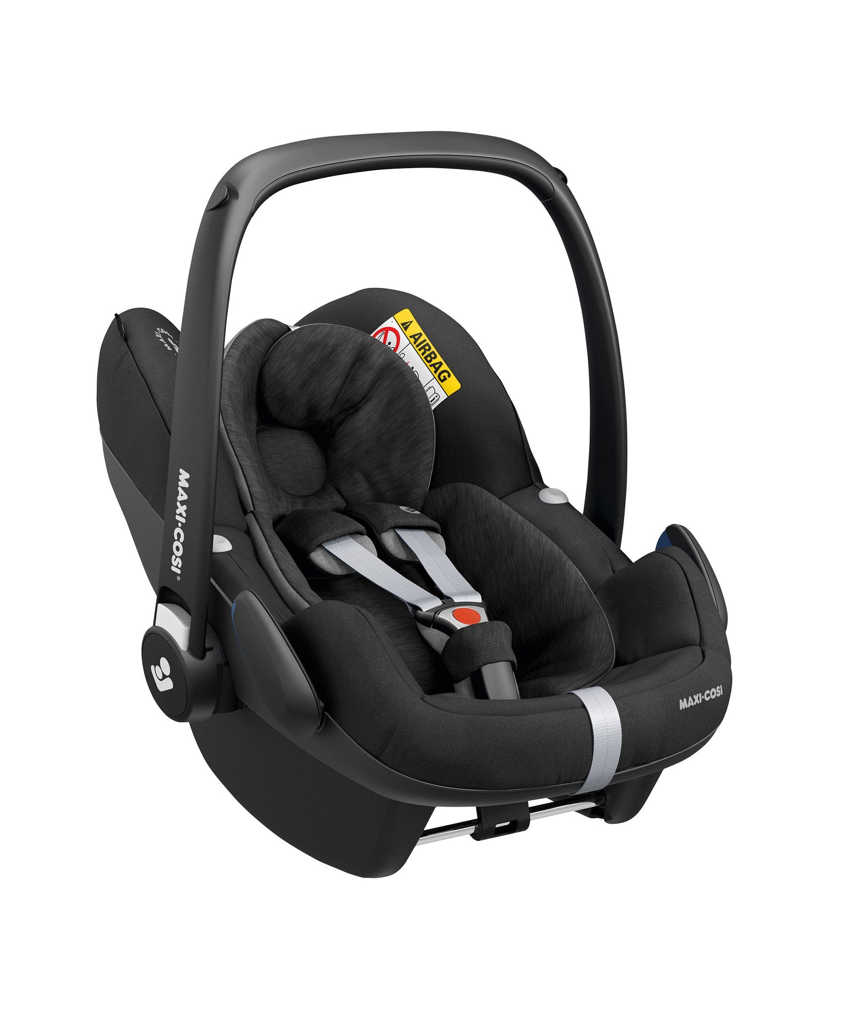 Maxi Cosi Pebble Pro Baby Car Seat in Essential Black