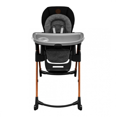 Maxi Cosi Minla High Chair-Highchairs-Maxi Cosi-Essential Graphite-www.hellomom.co.za