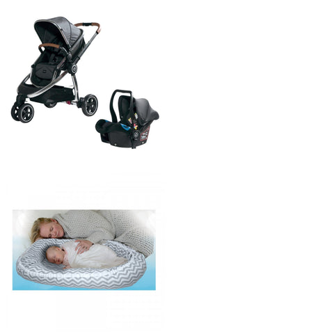 Chelino Platinum Discovery Travel System with Free Snug and Safe Sleep Pod-Travel Systems-Chelino-www.hellomom.co.za