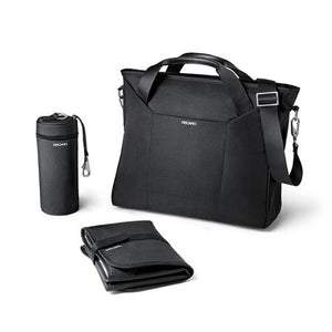 Recaro Changing Bag-Baby Bag-Recaro-Black-www.hellomom.co.za