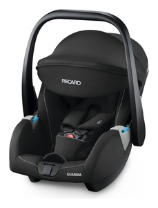 Recaro Guardia Infant Car Seat in Performance Black