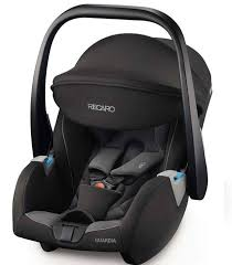 Recaro Guardia Infant Car Seat-Car Seats-Recaro-Carbon Black-www.hellomom.co.za