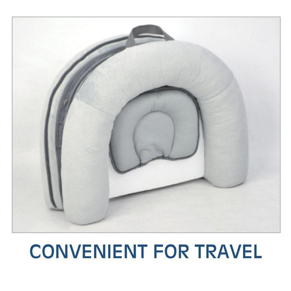 Snuggletime Sleep Cocoon travel bed for baby