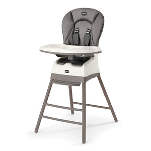 Chicco New Stack High Chair-Highchairs-Chicco-Dune-www.hellomom.co.za