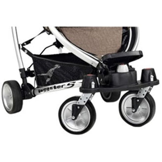 TFK Buggster Double Swivel Wheels