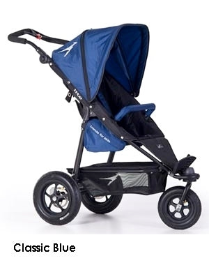 TFK Joggster Twist Lite Stroller in Classic Blue